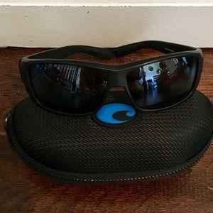 Costa Del Mar Cat Cay Blackout Sunglasses